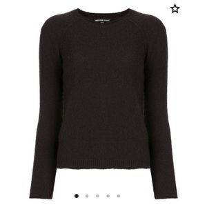 JAMES PERSE 100% Cashmere Sweater